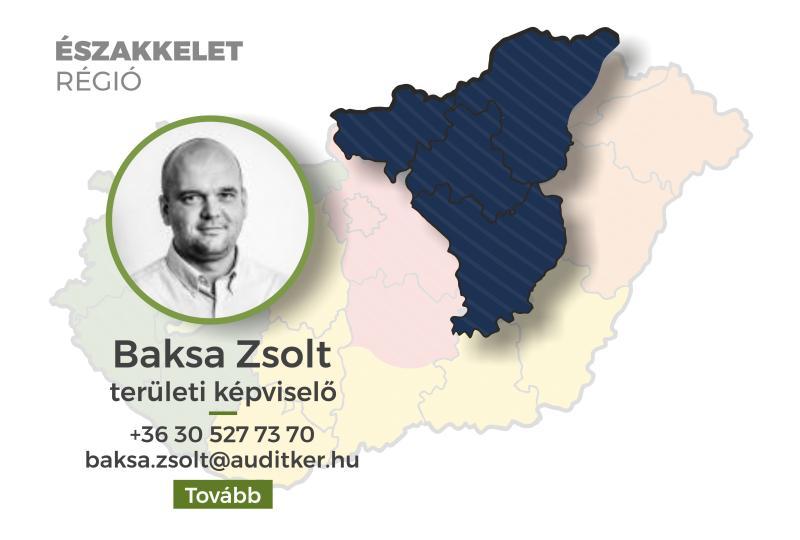 Északkelet régió - Baksa Zsolt
