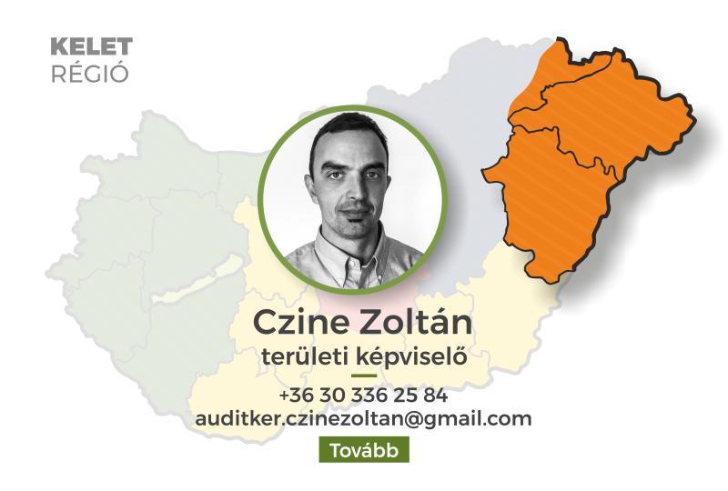 Kelet régió - Czine Zoltán