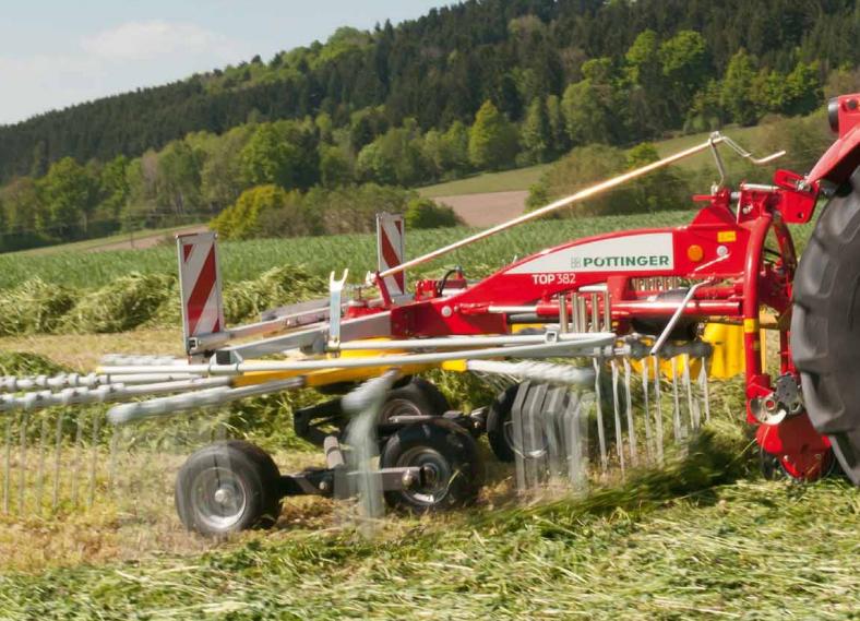 Pottinger Eurotop 342