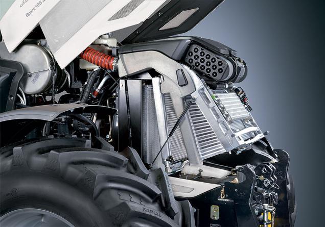 Új Lamborghini Mach és Spark traktorok.