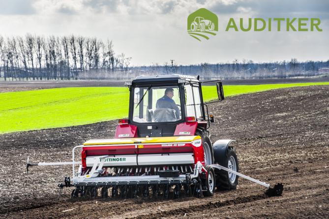 Pöttinger Vitasem 302 Classic AuditKer MTZ Traktor