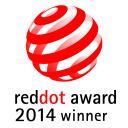 Red Dot award 2014