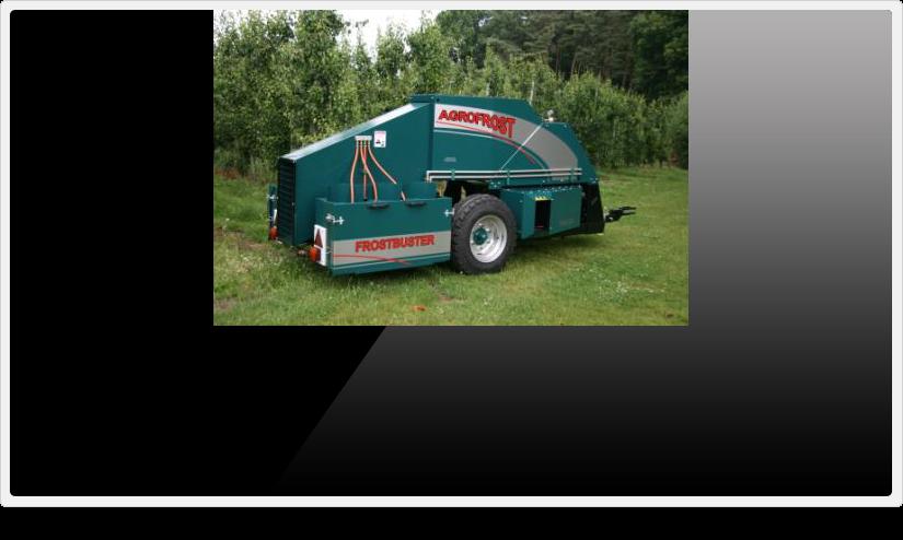 FFROSTBUSTER fagymentesítő gép Gyümölcstermesztés gépei Szőlőtermesztés gépei