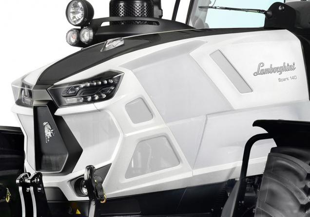 Lamborghini Spark 120-140