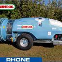 Ideal Rhone Gyümölcstermesztés gépei Szőlőtermesztés gépei